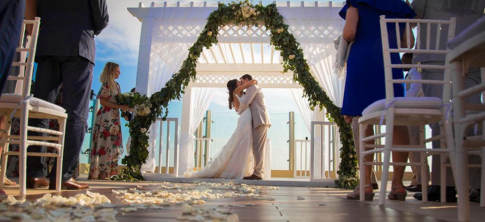 Weddings By Lomas Travel In Riviera Maya